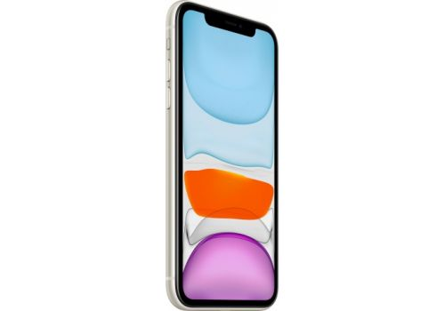 Смартфон Apple iPhone 11 256GB, 2 SIM, белый