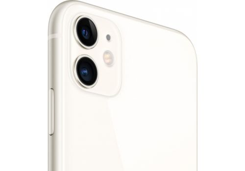 Смартфон Apple iPhone 11 128GB, 1 SIM, белый