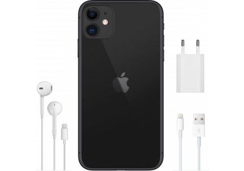 Смартфон Apple iPhone 11 64GB, 1 SIM, черный