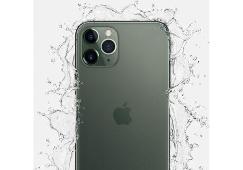 Смартфон Apple iPhone 11 Pro Max 64GB, 1 SIM, темно зеленый