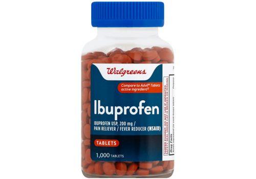 Ибупрофен болеутоляющее, жаропонижающее 1000 таблеток