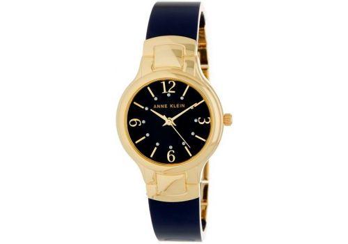 Женские часы Энн Кляйн (Anne Klein) золотой тон круглый корпус, 30 мм