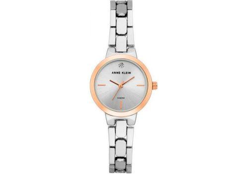 Женские часы Энн Кляйн (Anne Klein) бриллиантовый браслет циферблат, 26 мм