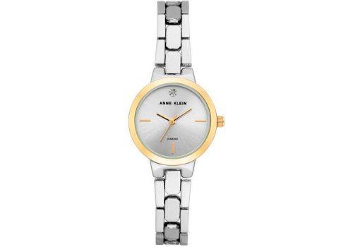 Женские часы Энн Кляйн (Anne Klein) бриллиантовые, 26 мм