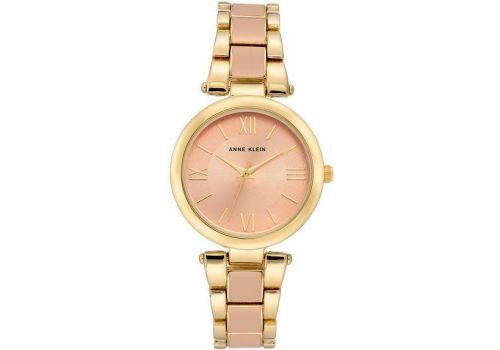 Женские часы Энн Кляйн (Anne Klein) Blush Enamel, 33 мм