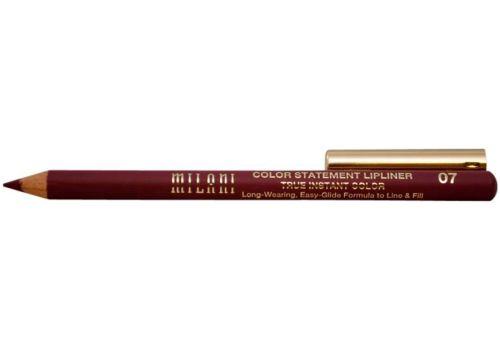 Карандаш для губ MILANI Color Statement Lip Liner 07