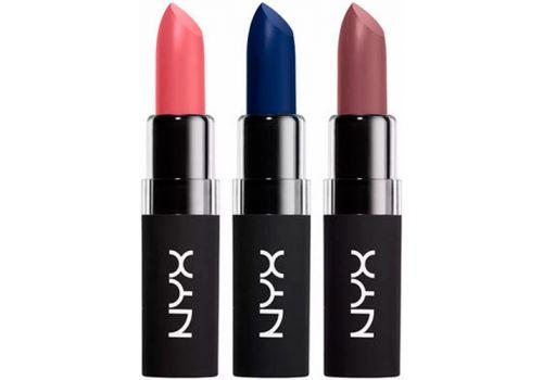 Бархатная матовая помада Velvet Matte Lipstick NYX
