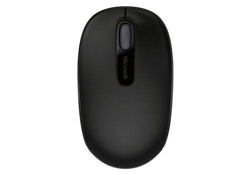 Мышь беспроводная Microsoft 1850, черный