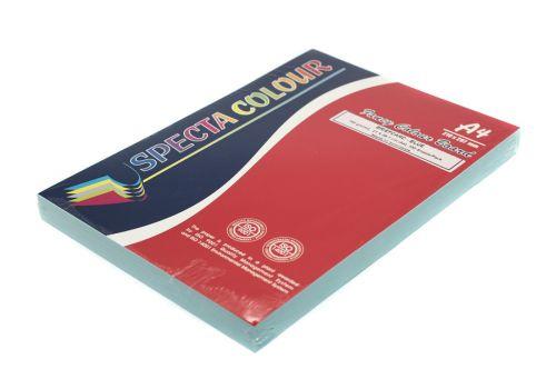 Бумага А4 Pindodeli 210 x 297 мм голубая 100 листов