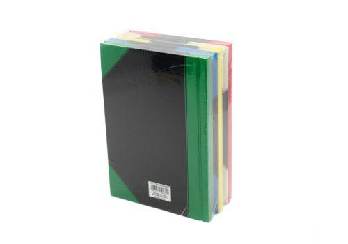 Блокноты FIS обложки цветные 5 шт