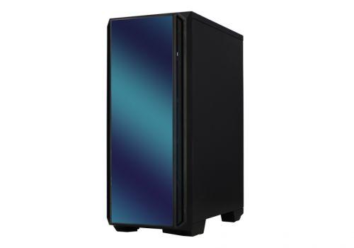"""Компьютерный комплект H110, Intel Core i3-7100, 8GB, 1TB+120GB SSD, GTX 1050 Ti 4GB, 650W, DVD, BENQ 23"""", клавиатура, мышь, колонки"""