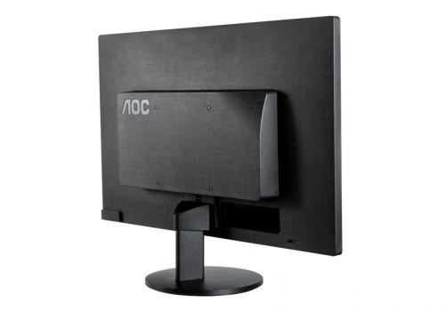 "Компьютерный комплект H110, Intel Core i5-7400, 4GB, 500GB, 550W, DVD, AOC 18.5"", клавиатура, мышь, колонки"
