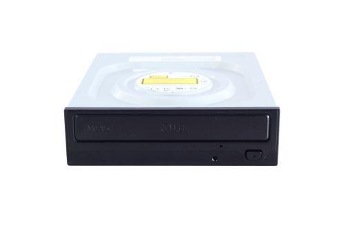 Дисковод DVD-RW LG GH24NSD1, черный